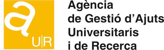 Marca Agència de Gestió d´AJuts Universitaris i de Recerca